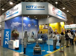 2018台北國際自動化工業大展 ブースの様子